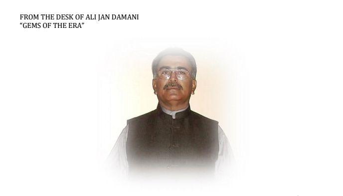 Rai Maqbool Ahmed Khuwaja - Gems Of The Era by Ali Jan Damani