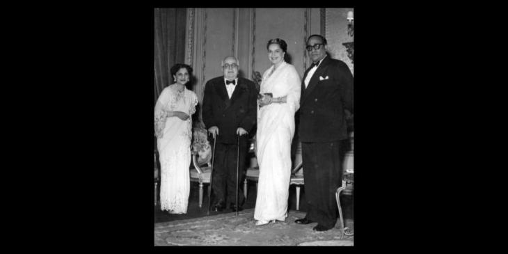 Rahimtoola's with Aga Khan III