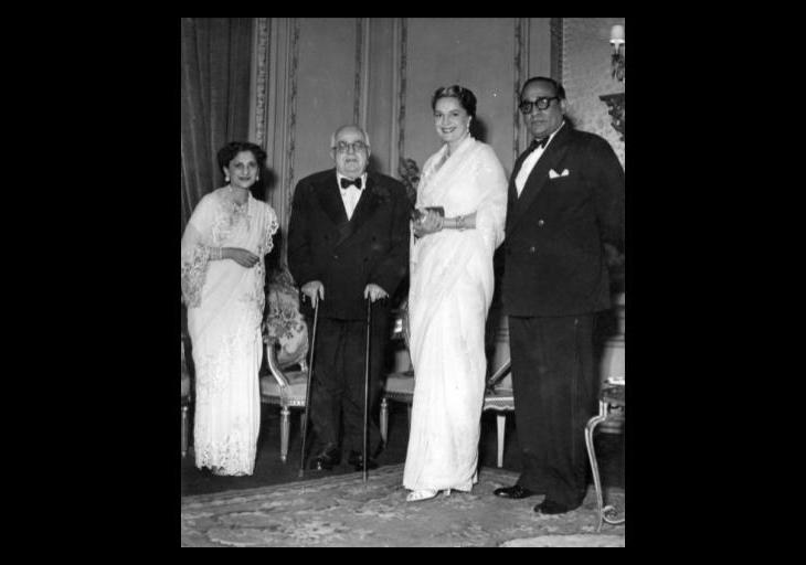 Rahimtoola's with Aga Khan III