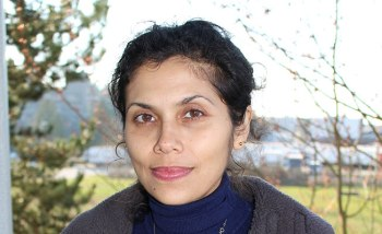 Scientist, Dr. Shirin Kalyan: A Translational Immunologist