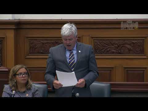Arthur Potts: Member Legislative Assembly of Ontario: Message on Aga Khan's Diamond Jubilee