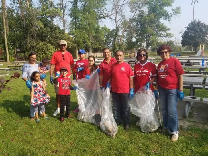 Ismaili CIVIC Day from Mississauga Valley Park, Toronto - Irfan Ali