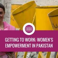 Women's Empowerment in Pakistan: Aga Khan Foundation Canada and the University of Alberta - University Seminar Series