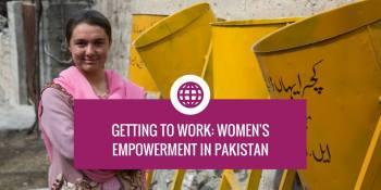 Women's Empowerment in Pakistan: Aga Khan Foundation Canada and the University of Alberta University Seminar Series