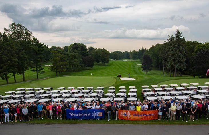 World Partnership Golf Montreal 2017