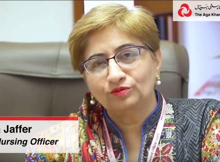 Thank You Nurses | Aga Khan University