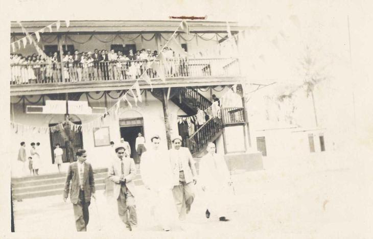 Kamrudin A. Rashid: Wete-Pemba, Tanzania Jamatkhana