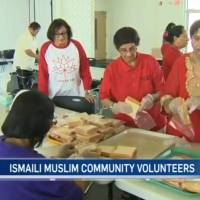 CTV Calgary: Members of Calgary's Ismaili Muslim community feed the hungry