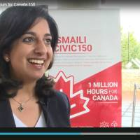 City News Edmonton: Ismailis Pledge One Million Volunteer Hours for Canada