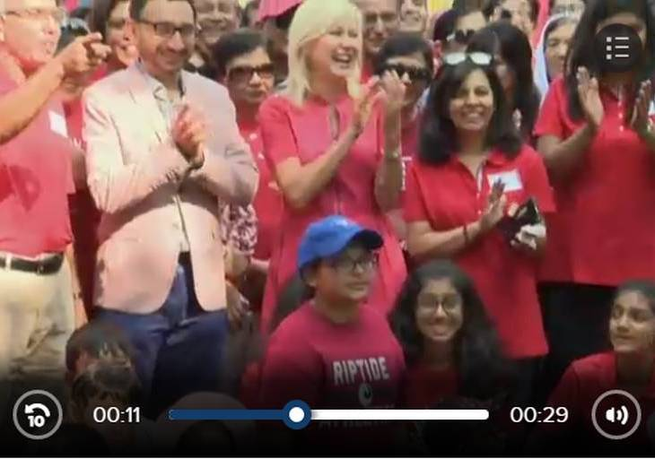 Global News TV: Ismaili Muslims launch Civic 150 in celebration of Canada's sesquicentennial