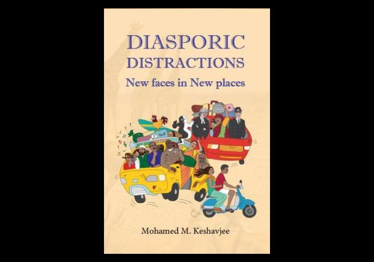 Canadian Premiere of Mohamed Keshavjee's New Book at Khoja Wiki: Diasporic Distractions