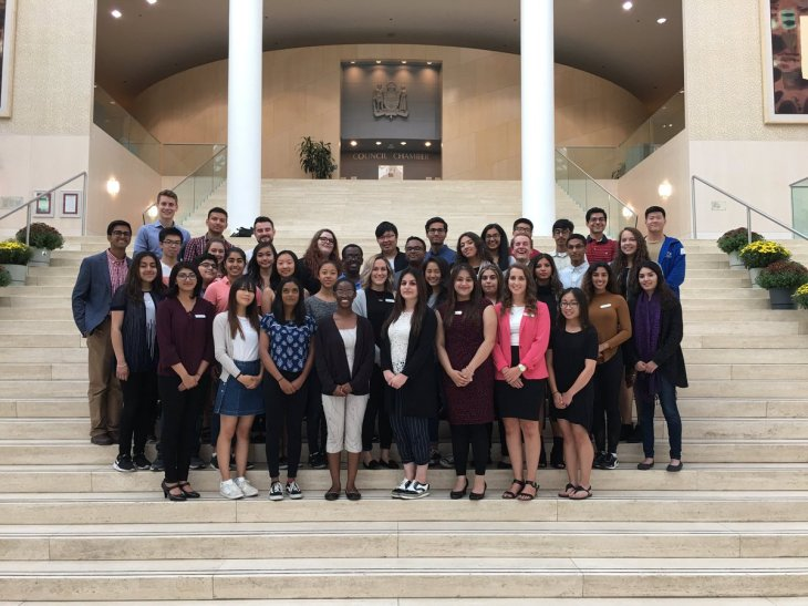 Armaan Somani becomes Vice Chair of the City of Edmonton Youth Council