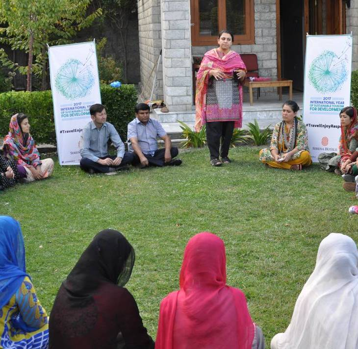 Gilgit Serena Hotel Celebrates World Tourism Day 2017: Sustainable Tourism – A Tool for Development