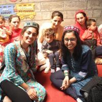 Redefining Pakistan: Sofia Babool's Global Encounters - From Dallas to Pakistan