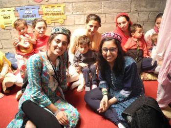 Redefining Pakistan Sofia Babool's Global Encounters - From Dallas to Pakistan