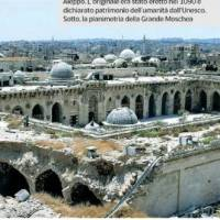 The Aga Khan wants to rebuild Aleppo's Great Mosque