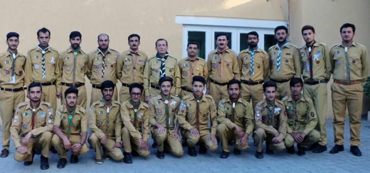 Governor Gilgit-Baltistan awards 1st Quaid-e-Azam Badge to Ismaili District Scouts