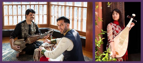 In New York, Artists of the Aga Khan Music Initiative Ensemble to present Contemporary Music from the East