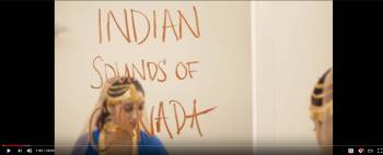 Shereen Ladha In Indian Sounds of Canada