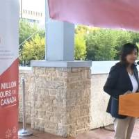 Ismaili Muslims pledge Million service hours towards Canada 150 in commemoration of His Highness the Aga Khan's Diamond Jubilee