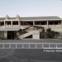 Kamrudin A Rashid: Historical Jamatkhana in Majunga, Madagascar