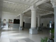 Social Hall of the Kuze Jamatkhana;