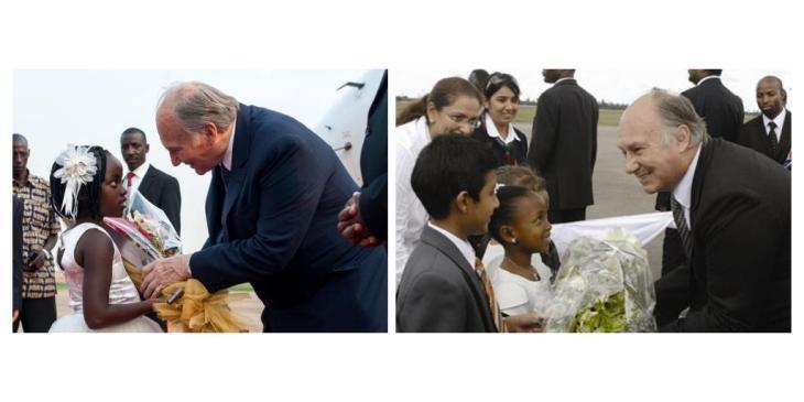 His Highness Prince Karim Aga Khan IV to start his Imamat's Diamond Jubilee visits with Uganda and Tanzania