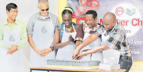 Aga Khan Mzizima Secondary School Celebrates Golden Jubilee