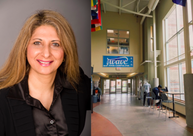 Dr. Gulrose Jiwani: Dean of Nursing Takes Over Student Health Centre