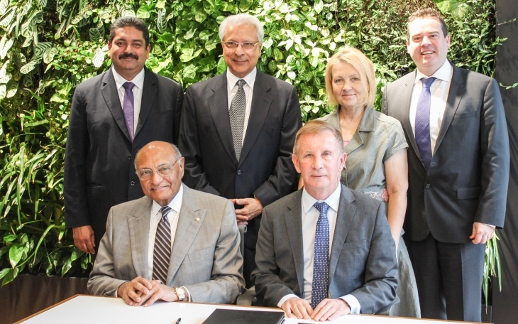 University of Technology Sydney and University of Central Asia to collaborate