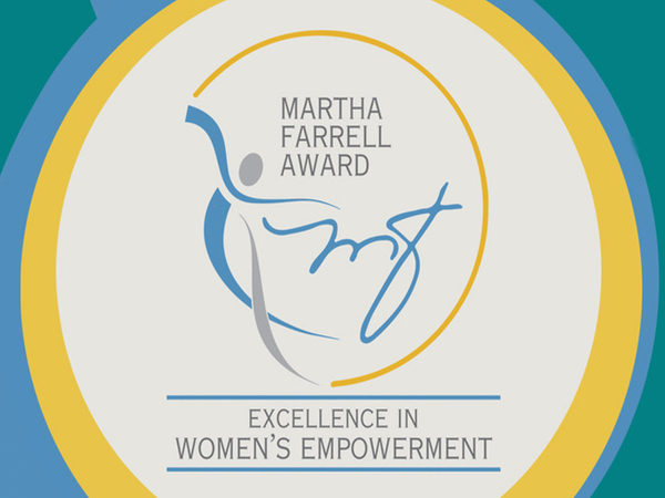 In association with Rizwan Adatia Foundation, Second Martha Farrell award for Excellence in women's empowerment announced