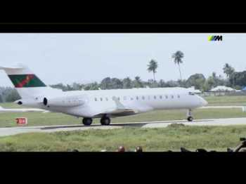 Video: His Highness the Aga Khan Arrives In Dar es Salaam, Tanzania