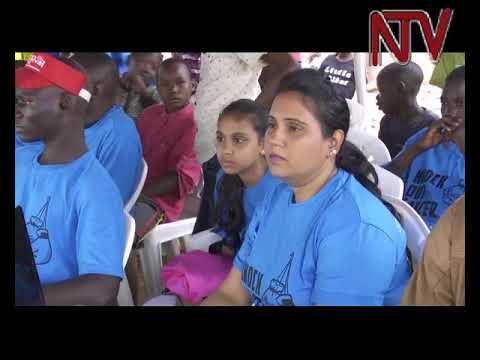 Fighting Prostate Cancer: Aga Khan High School organises awareness run in Old Kampala | NTV
