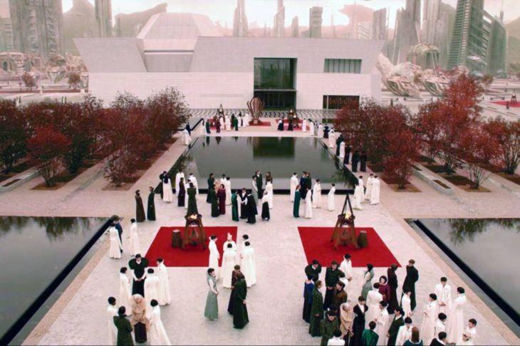Toronto's Aga Khan Museum makes appearance in new Star Trek and Matt Damon Movie