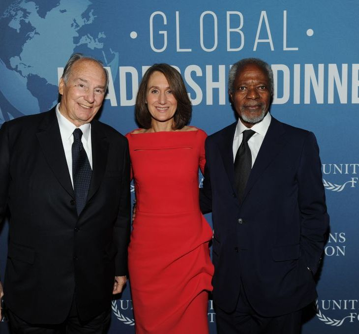 UN Foundation Honors Five Global Leaders