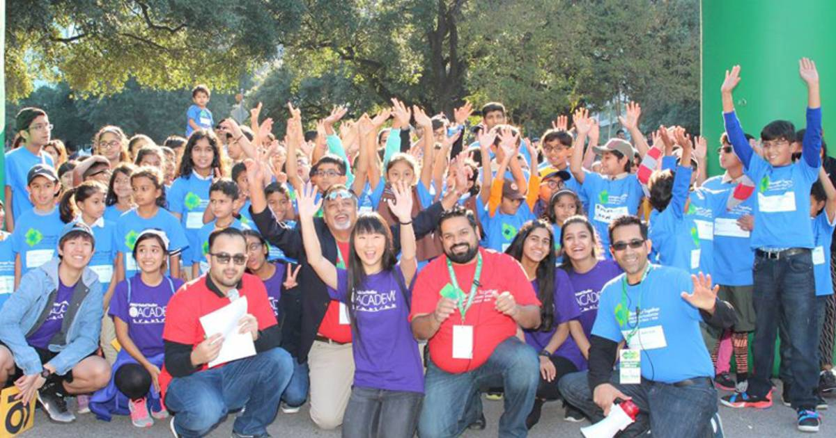 Aga Khan Foundation National Walk-Run Houston