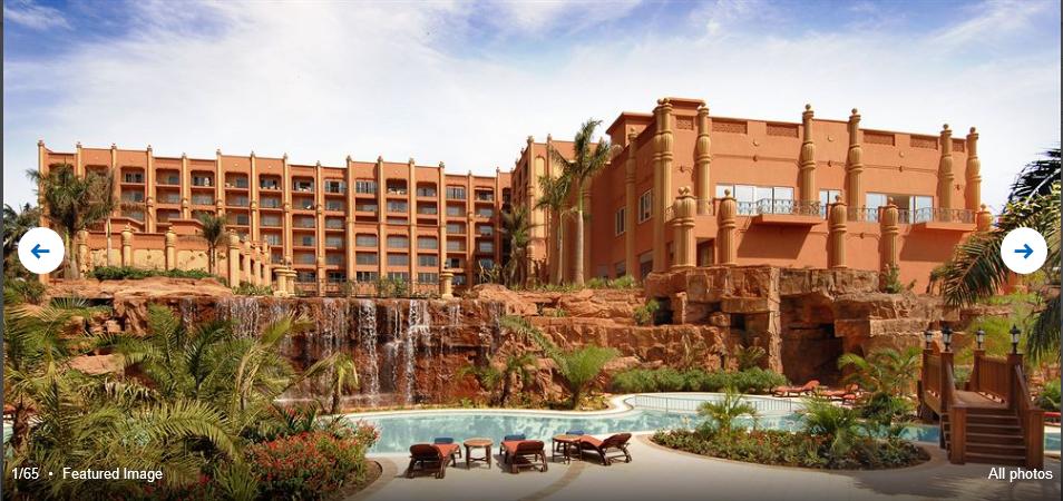 Kampala serena hotel wins 2017 uganda best hotel award for Best hotel awards