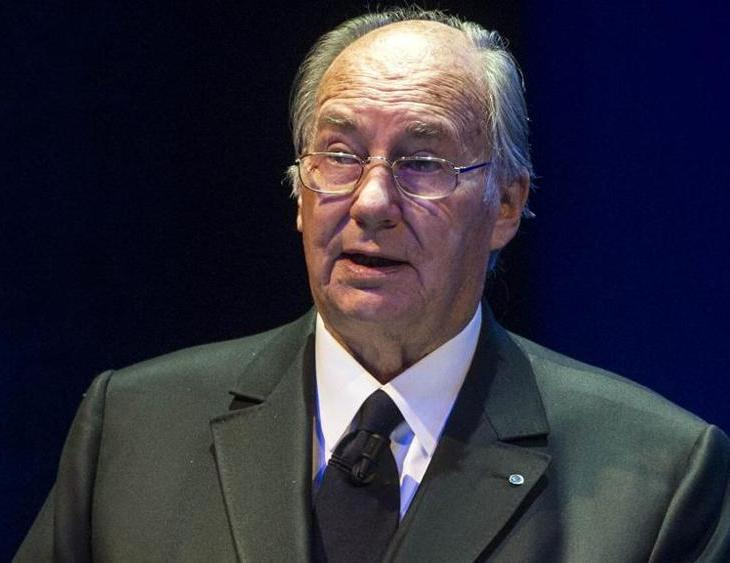 His Highness the Aga Khan: Act urgently to restore balance between man and nature