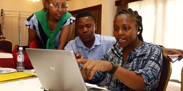 New study by the Aga Khan University School of Media and Communications to assess impact of tech on Kenyan journalism