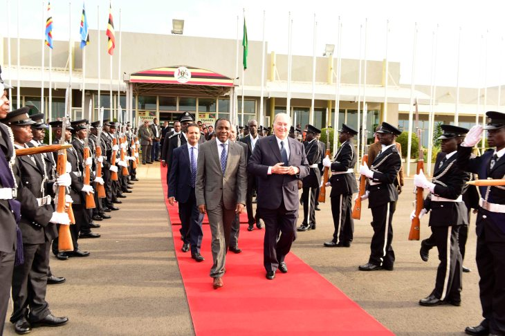Aga Khan concludes 4 day visit to Uganda | NTV
