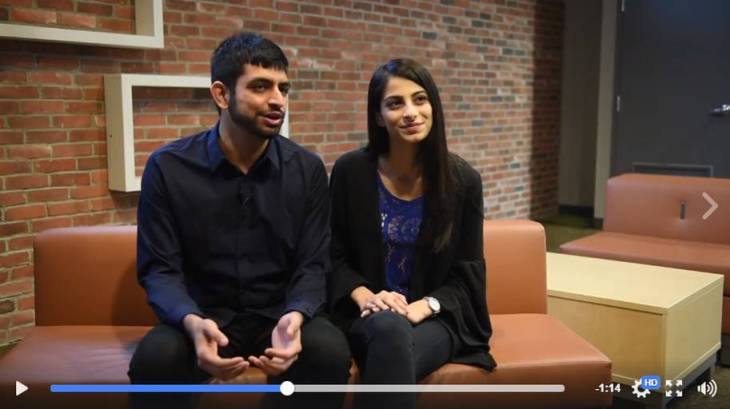 Video: Story of Aiva Labs (McMaster University's on-campus entrepreneurship initiative)