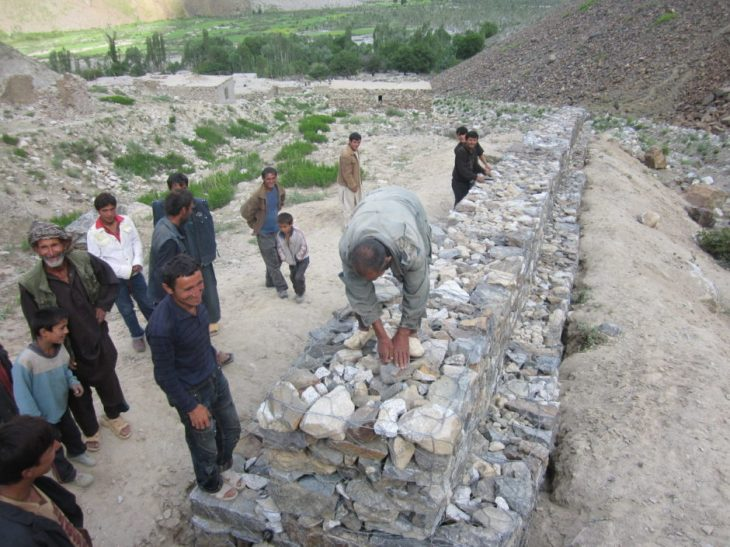Aga Khan Agency for Habitat & University of Chitral: An Event on Natural and Man-made Disasters Awareness
