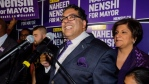 Calgary Mayor Naheed Nenshi relected