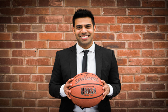 Aleem Hassanali: En Route to the Raptors