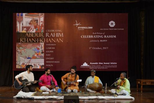 Book celebrating life and legacy of poet Abdur Rahim Khan-i-Khanan launched