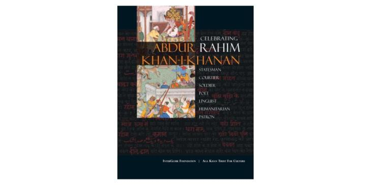 Book celebrating life and legacy of poet Abdur Rahim Khan-i-Khanan launched