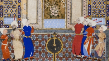 Hottest tickets in town: Five things to do in Toronto - Highlights of Islamic Art from the Bruschettini Collection | The Globe and Mail