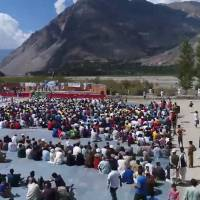 Glimpses of Diamond Jubilee Sports Festival - Gilgit-Baltistan