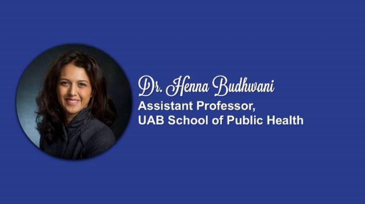 Spotlight on Dr. Henna Budhwani: Henna: The Women's Fund of Greater Birmingham