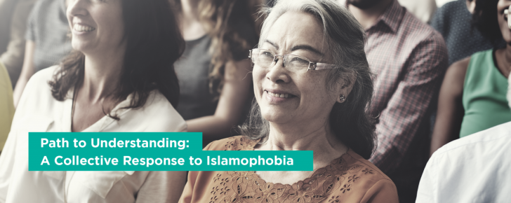Path to Understanding: A Collective Response to Islamophobia - YWCA, Ismaili Centre Burnaby & University of British Columbia